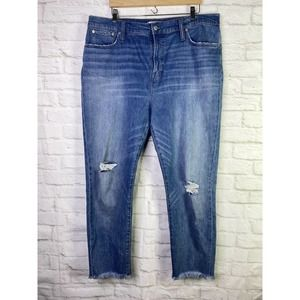 Madewell The Tall Perfect Vintage Jean